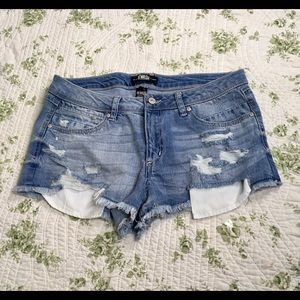 Rewash Juniors Jean Shorts Size 11